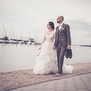 Hochzeit Himmelblau Rust