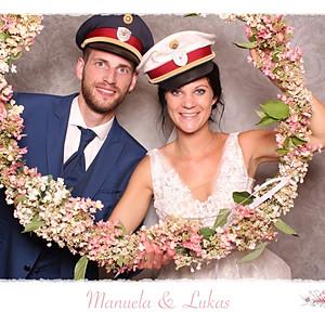Photo Booth - Manuela & Lukas