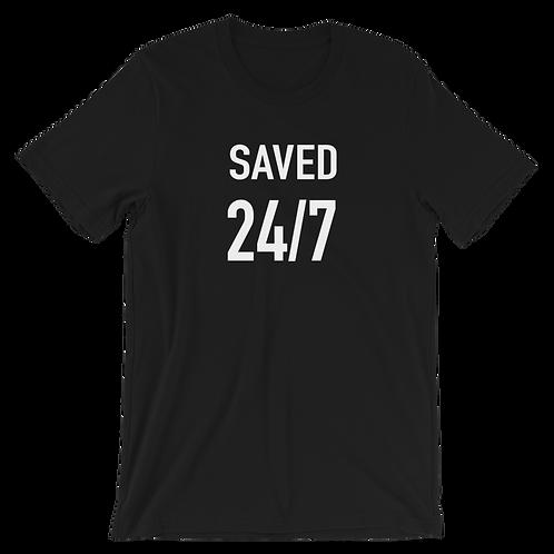 Saved 24/7