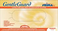 GentleGuard Powder Free Latex Examination Glove Box 310 Series