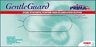 GentleGuard Ivory Synthetic Powder Free Examination Glove Box 610 Series