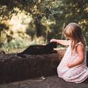 contatto con gli animali e la natura