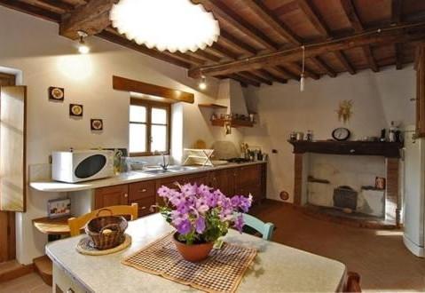 Aia Vecchia, cucina