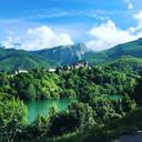 Lago di Vagli, 30 minuti in auto