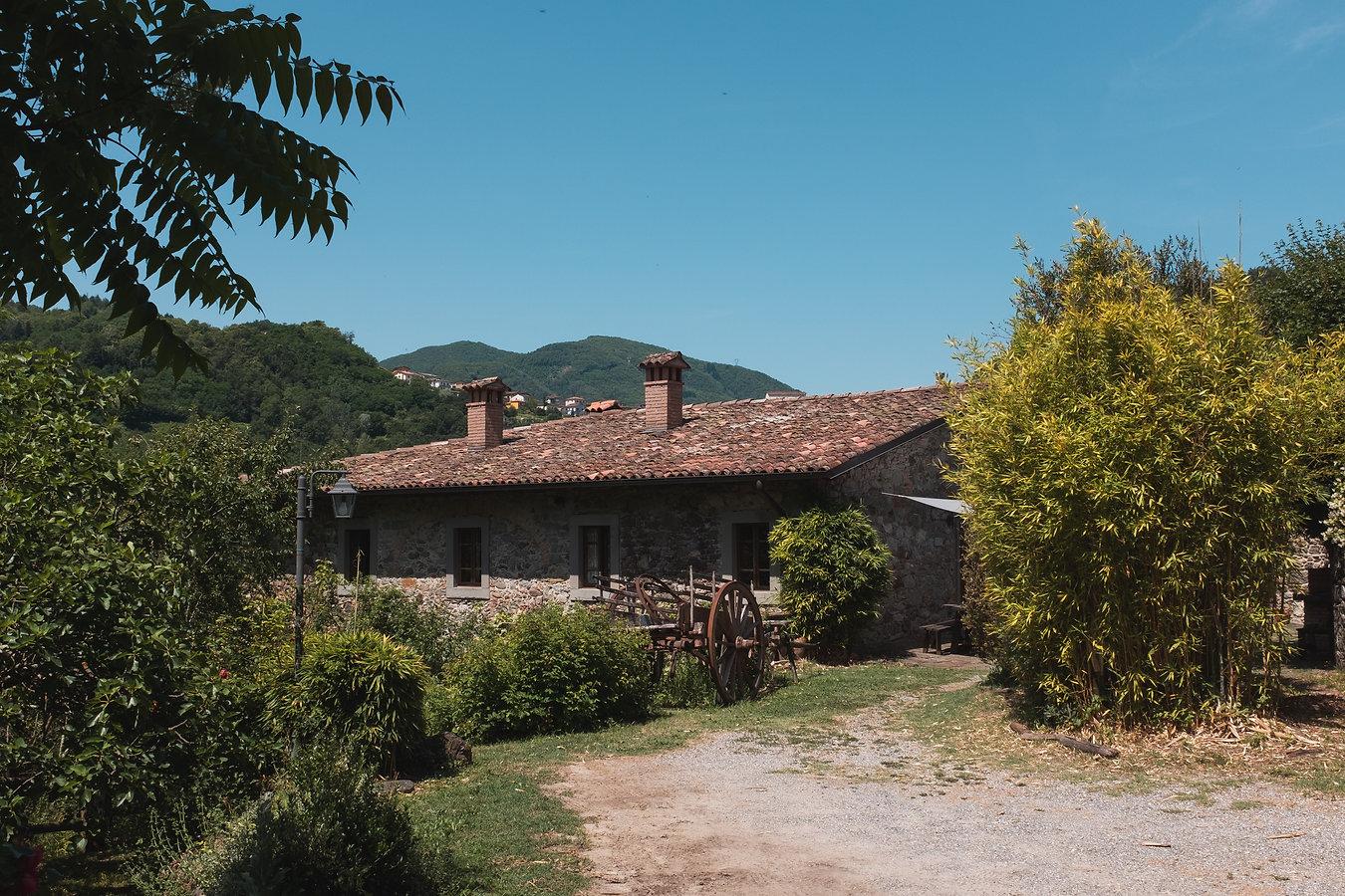 Borgo del Sole, i 4 appartamenti indipendenti, sistemazioni accoglienti e comode
