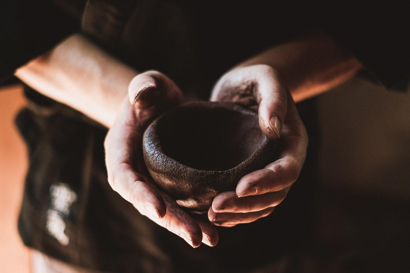 il laboratorio della ceramica
