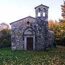 La chiesetta di San Biagio, 45  minuti a piedi