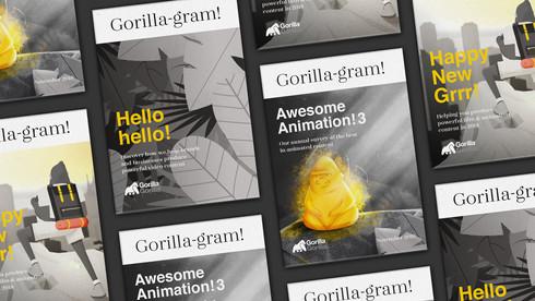 Gorilla Gorilla!   Marketing Materials