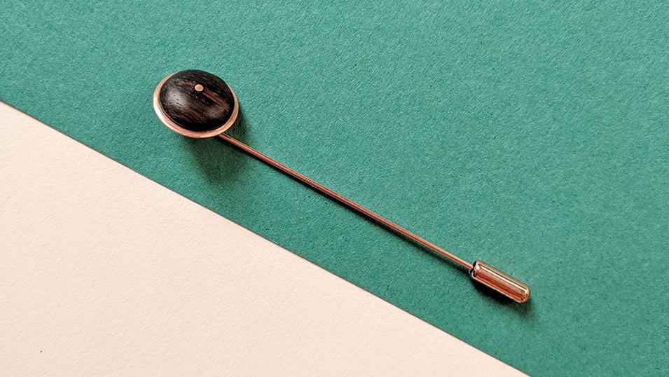 CopperMoth-Tie-Pin
