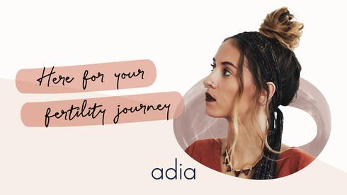 Adia   Rebrand