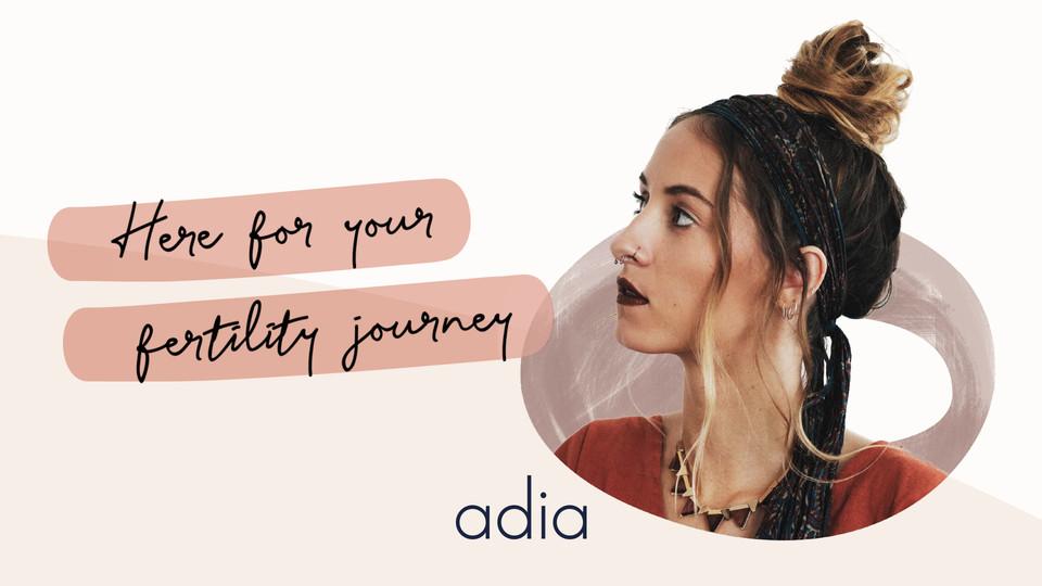 Adia | Rebrand