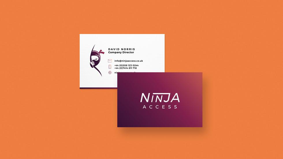 Ninja Access Business Card