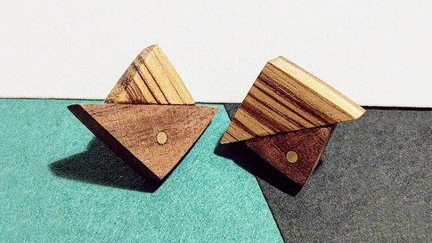 CopperMoth-triangle-earrings-style-2