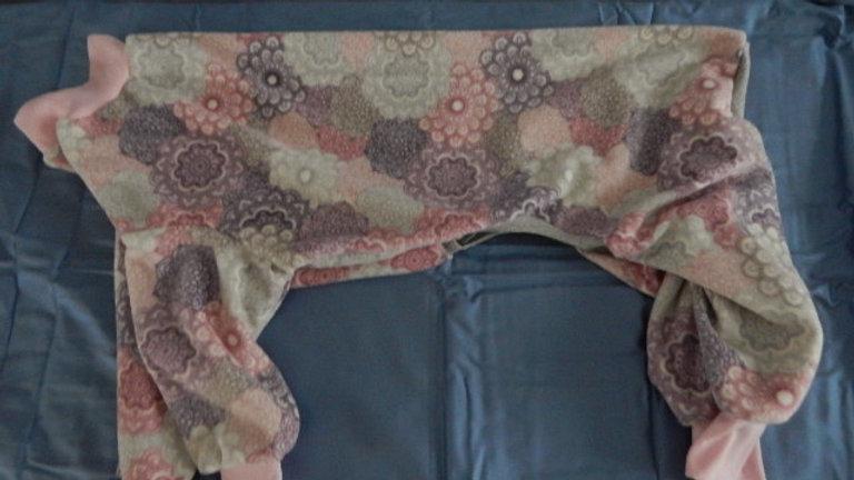 Greyhound PJ's- fleece