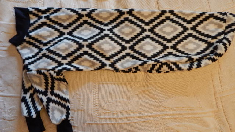Male greyhound pj's XL- 2 leggs