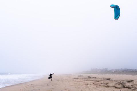 The Kite Surfer
