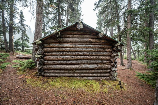 Fur Trapper's Cabin