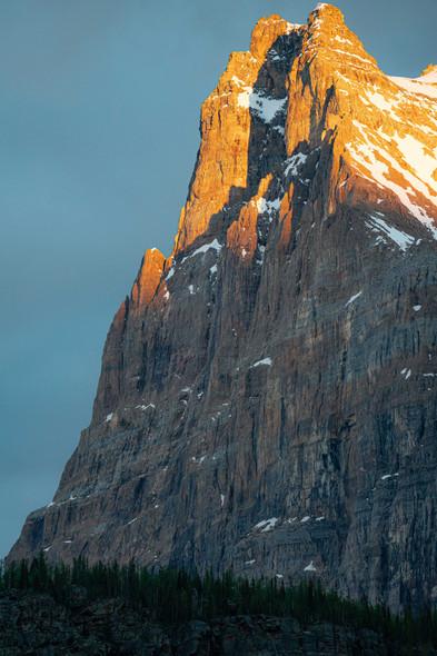 Sun on the High Peaks