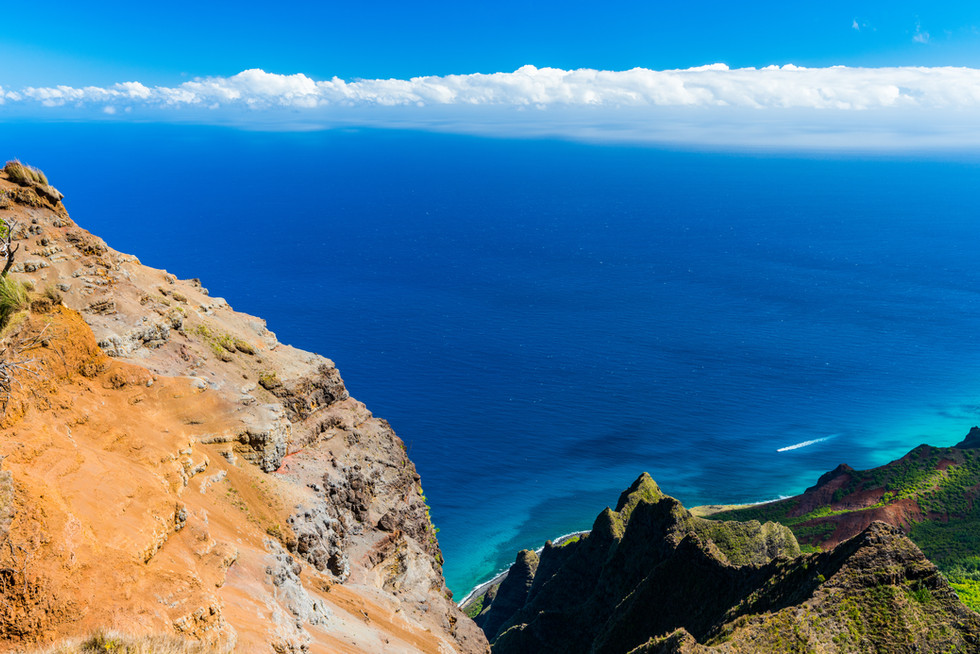 The Na'pali Coast