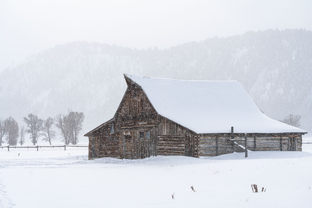 "The ""Barn"" in Jackson Hole"