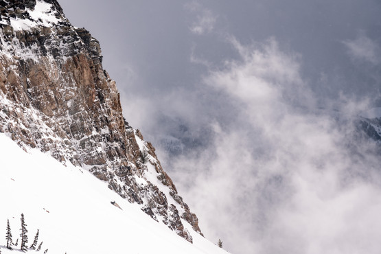 Mounain Mist in Snowbird