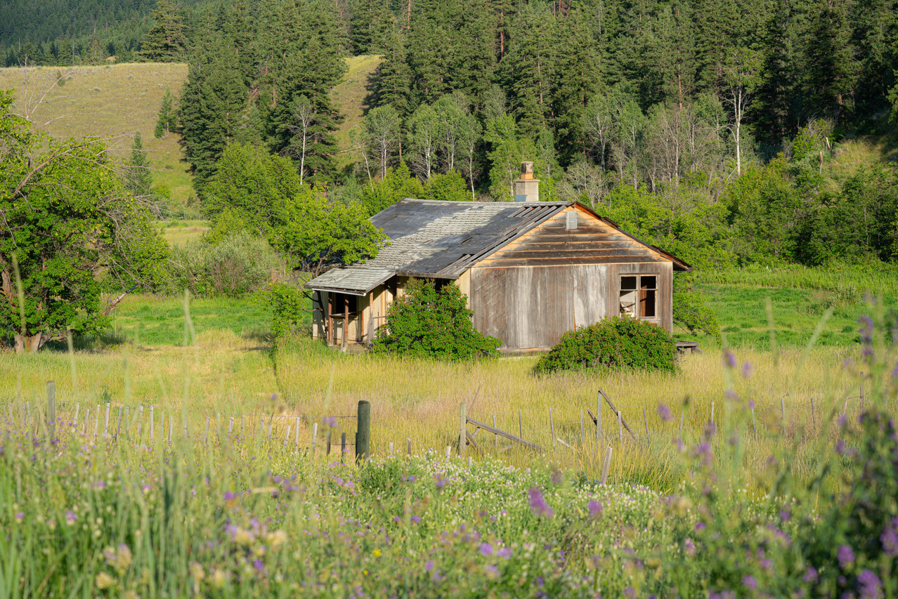 Old Mountain Home