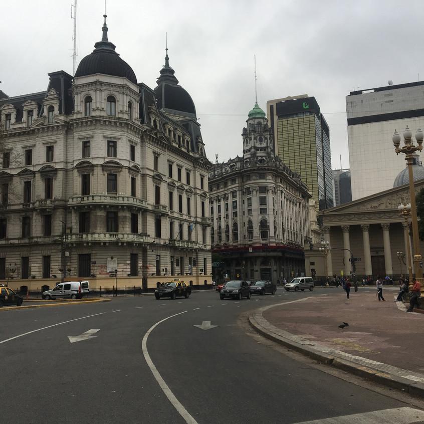Buenos Aires, Capital da Argentina