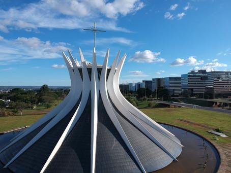 O que fazer em Brasília: Conhecer o Eixo Monumental