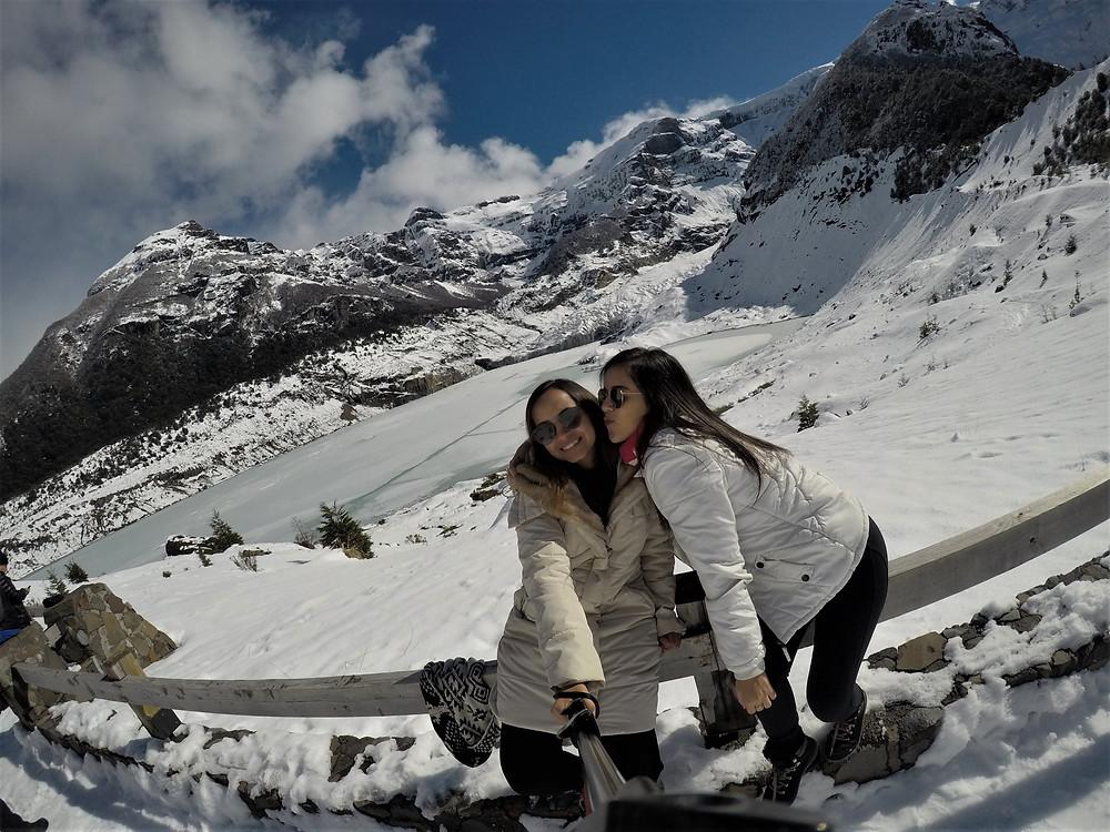 Viaje com Pouco - Tronador, Bariloche