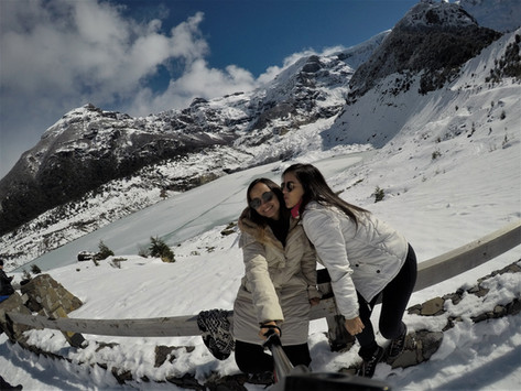 Bariloche: Muita diversão na neve! Guia de atividades, parte I