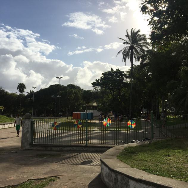 Praça do Carmo, Olinda
