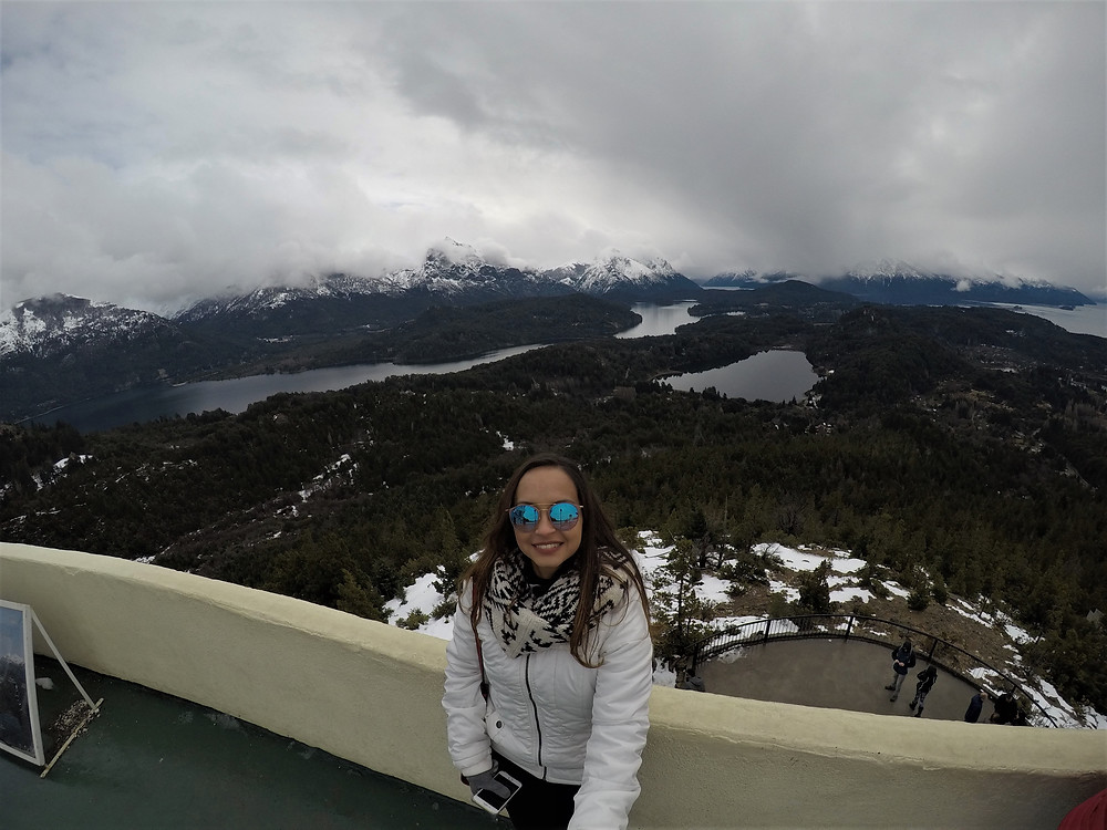 Viaje com pouco - San Carlos de Bariloche, Rio Negro