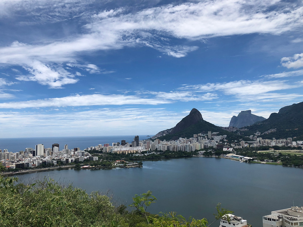 Mirante do Sacopã - Parque da Catacumba, Rio de Janeiro
