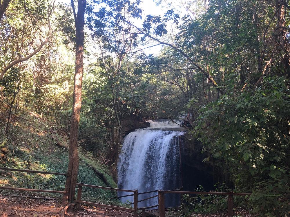 Cachoeira do Funil - Mambaí, Goiás