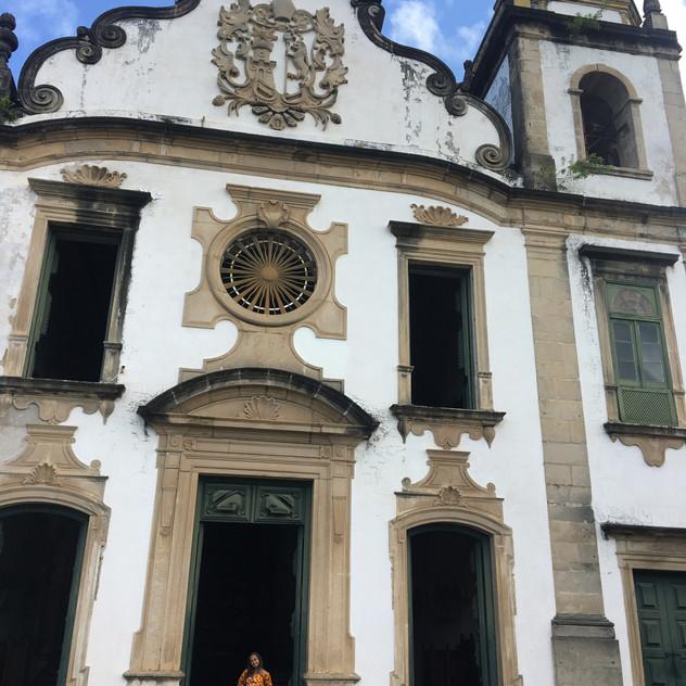 Igreja e Mosteiro de São Bento em Olinda, Pernambuco