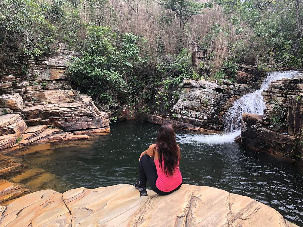 Cachoeira Paraíso - Pirenópolis, Goiás