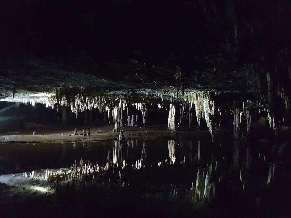 terra ronca  goias cavernas sao domingos