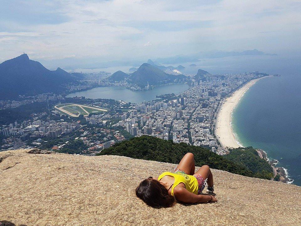 Vista Morro dois Irmãos - Rio de Janeiro