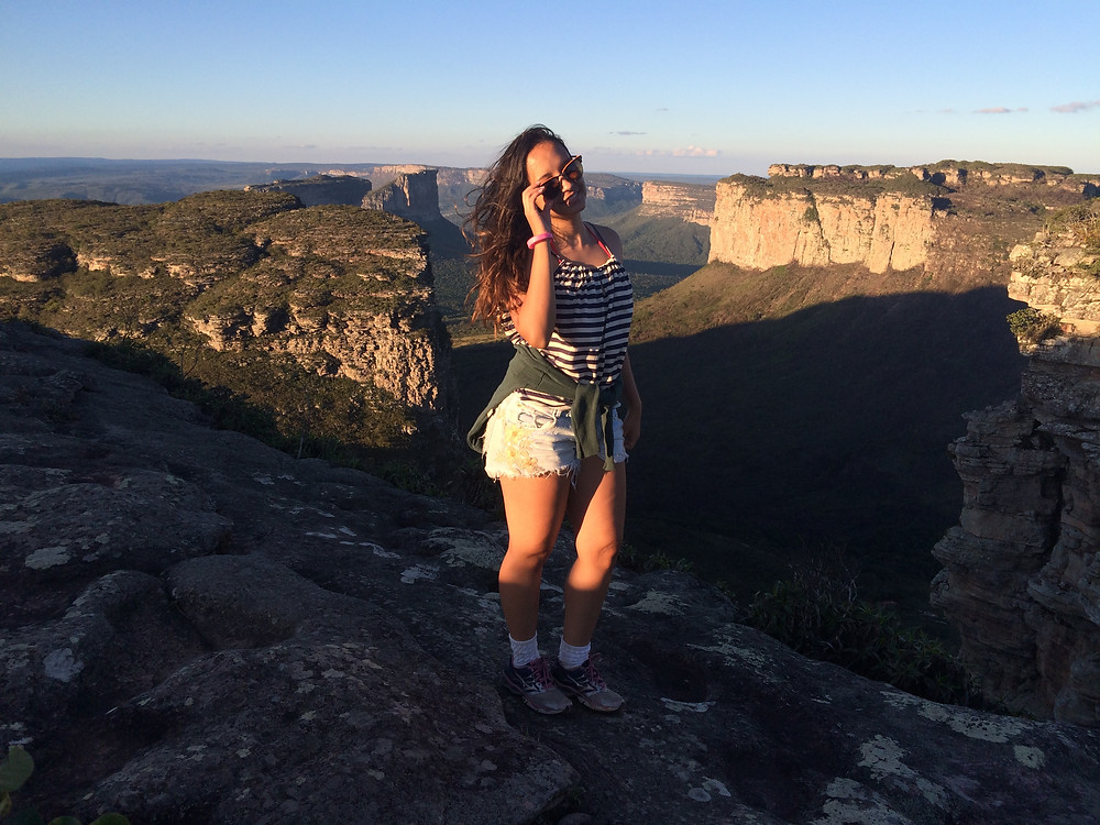 Viaje com pouco - Chapada Diamantina - Morro do Pai Inácio