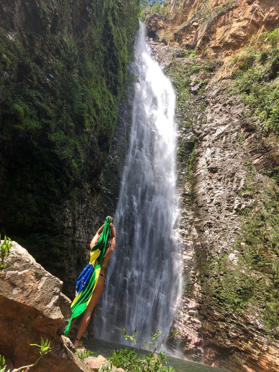 Cachoeira do Segredo - Chapada dos Veadeiros