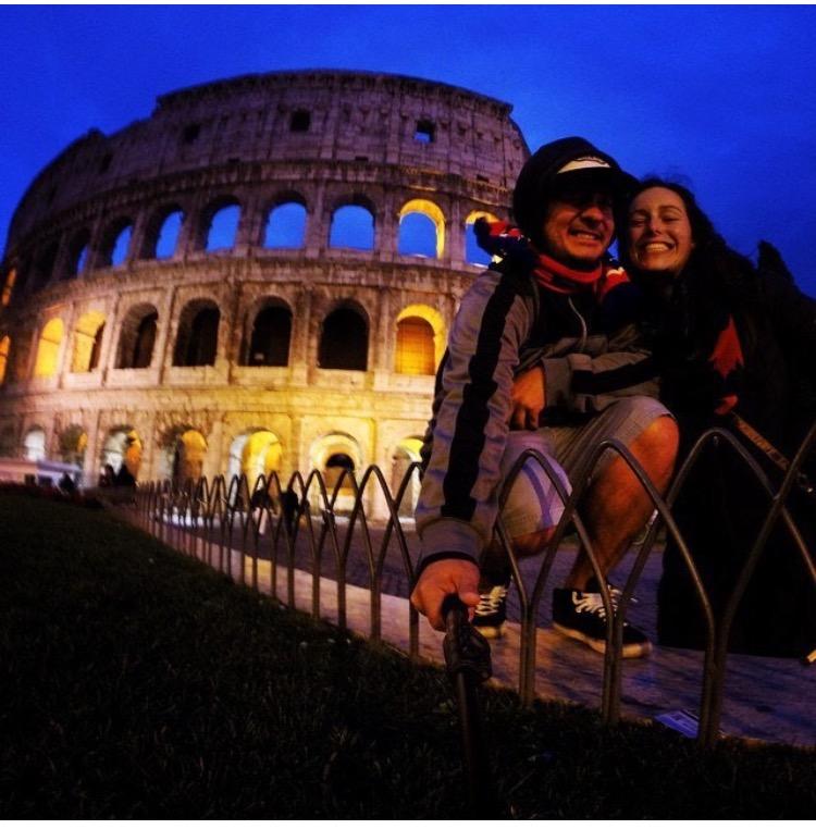 Coliseu - Roma - 7 maravilhas do mundo moderno