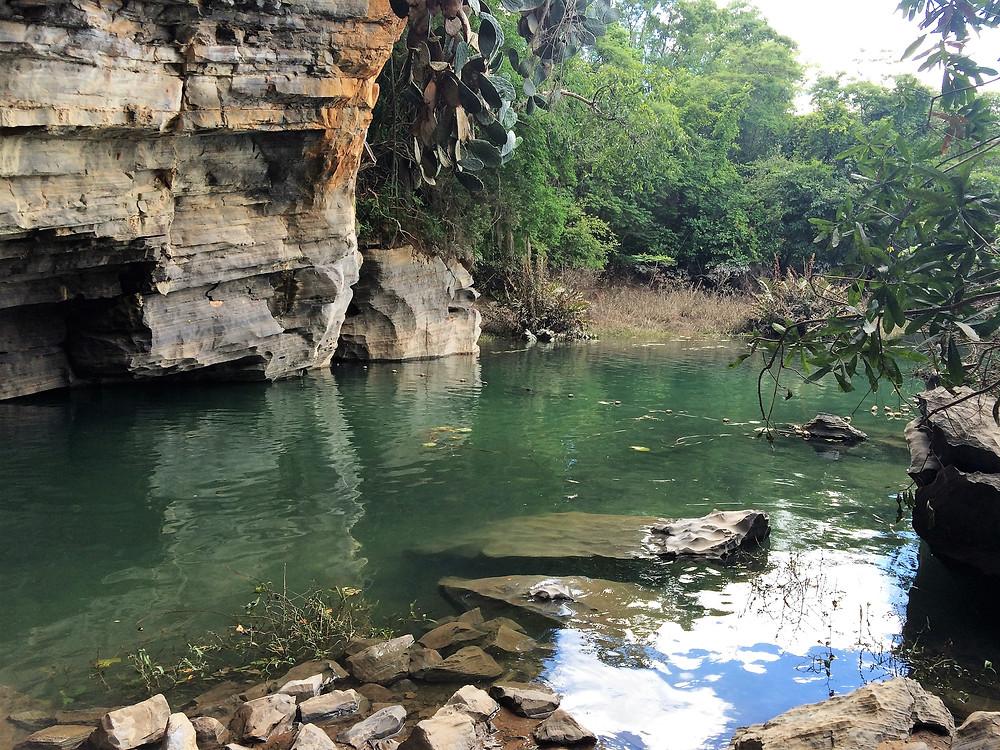 Viaje com pouco - Chapada Diamantina - Fazenda Pratinha