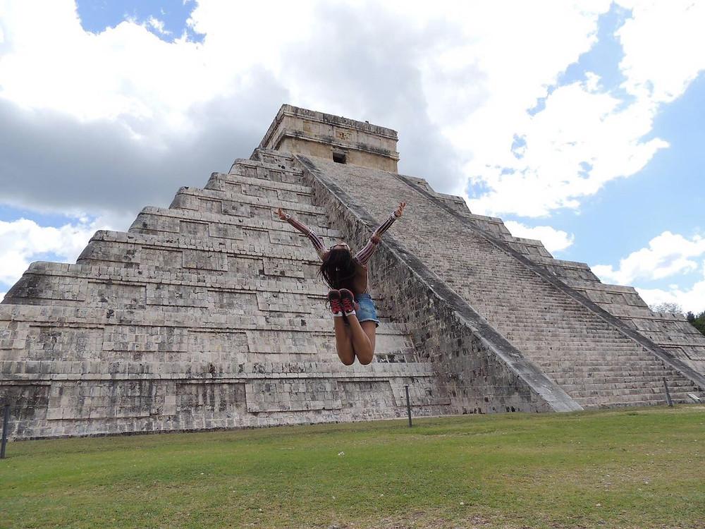 Chichén Itzá - México - 7 maravilhas do mundo moderno