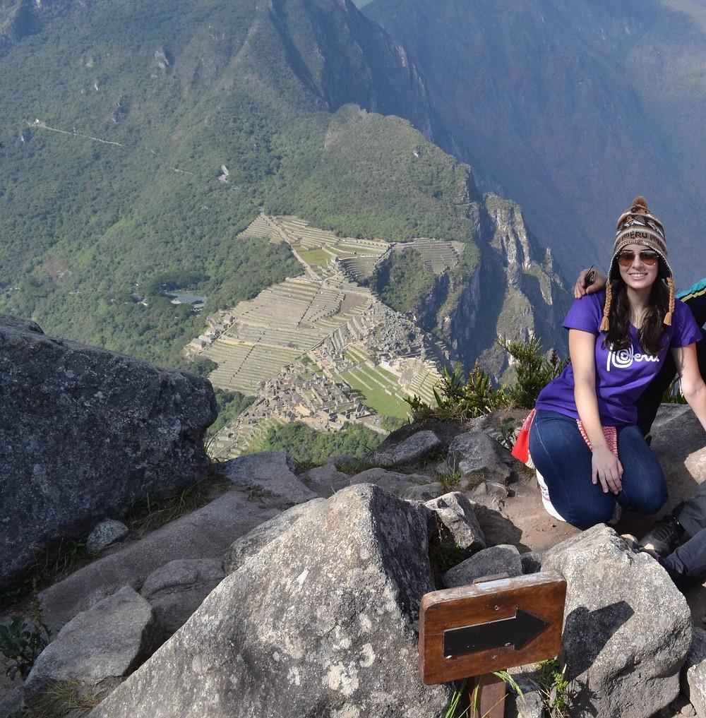 Huayna Picchu - Machu Picchu - 7 maravilhas do mundo moderno