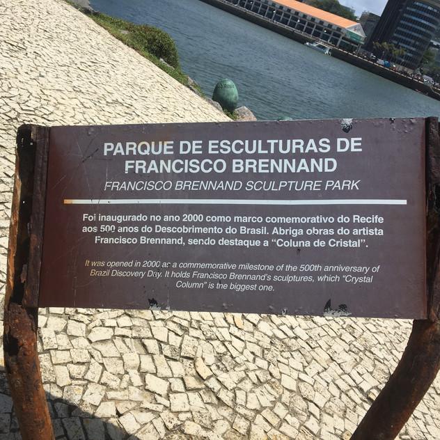 Parque deEsculturas de Francisco Brennand em Recife
