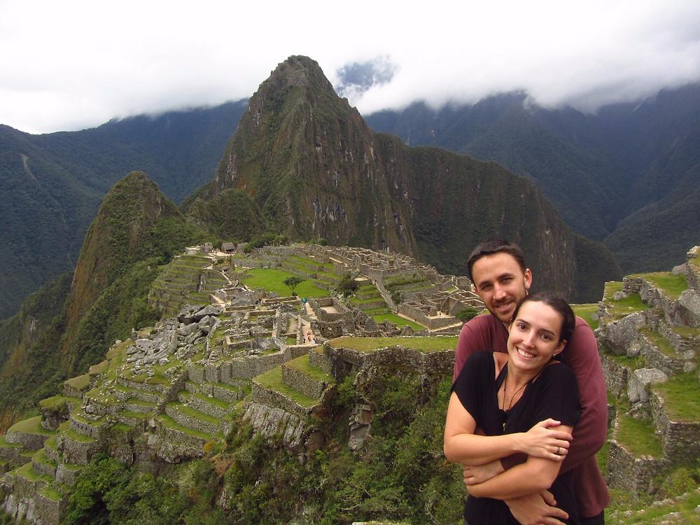 Machu Picchu - 7 maravilhas do mundo moderno