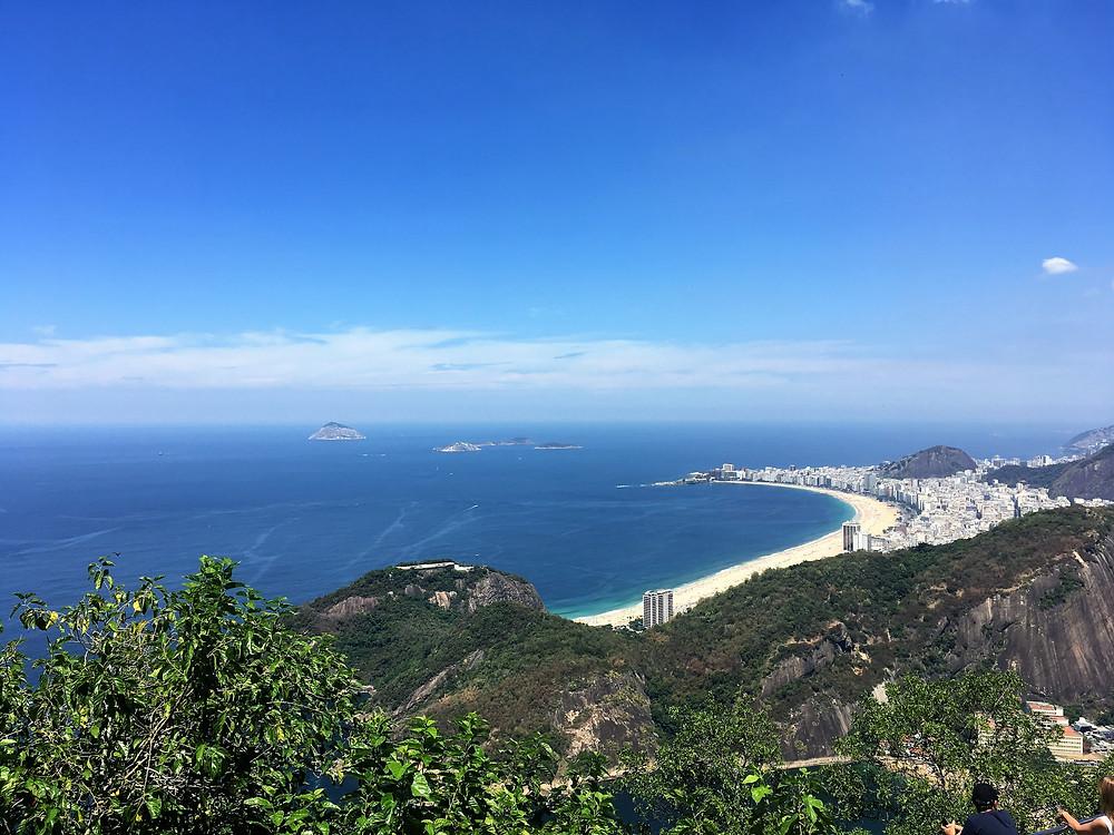 Vista do Pão de Açúcar - Rio de Janeiro