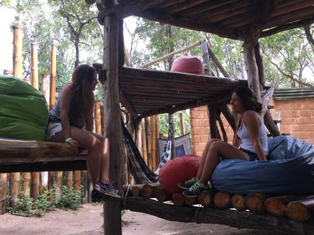 Camping Taiuá - A experiência de acampar em um lugar lindo na Chapada dos  Veadeiros