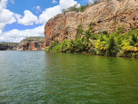 Canyons do Xingó: Como chegar, custos e dicas