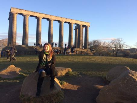 Edimburgo - Escócia - Reino Unido